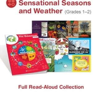 Home School Season&Weather Read Aloud Collection